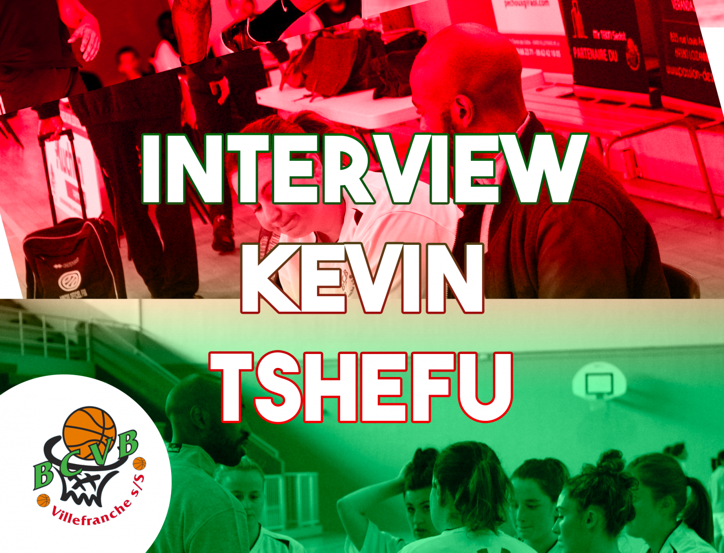 Interview Kevin TSHEFU / Coach de nos SF1